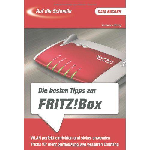 Andreas Hitzig - Auf die Schnelle: Fritzbox Tipps - Preis vom 22.06.2021 04:48:15 h