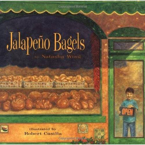 Natasha Wing - Jalapeno Bagels - Preis vom 03.08.2021 04:50:31 h