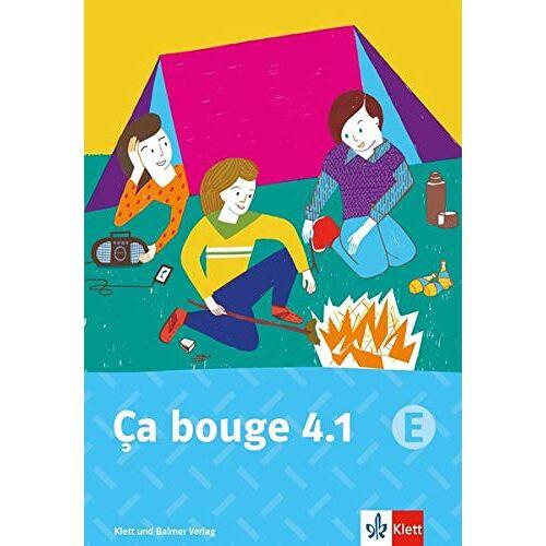 - Ça bouge 4: Heft 4.1E Erweiterte Anforderungen - Preis vom 22.06.2021 04:48:15 h