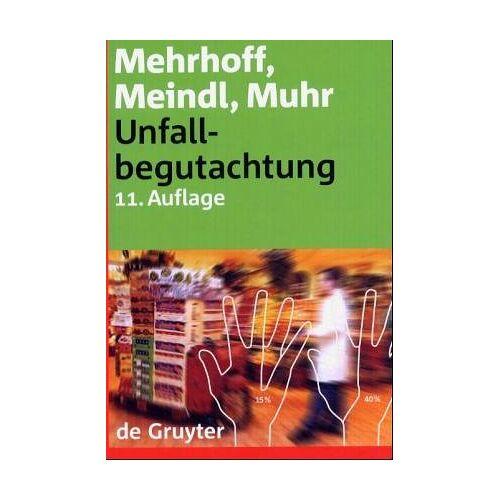 Friedrich Mehrhoff - Unfallbegutachtung - Preis vom 16.06.2021 04:47:02 h
