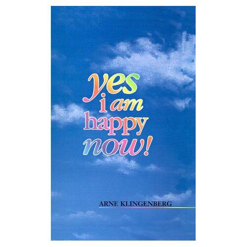 Arne Klingenberg - YES I AM HAPPY NOW - Preis vom 12.06.2021 04:48:00 h