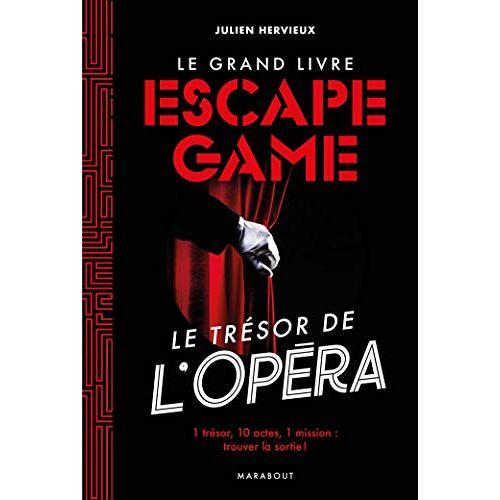 - Le grand livre escape game : Le trésor de l'opéra - Preis vom 13.06.2021 04:45:58 h