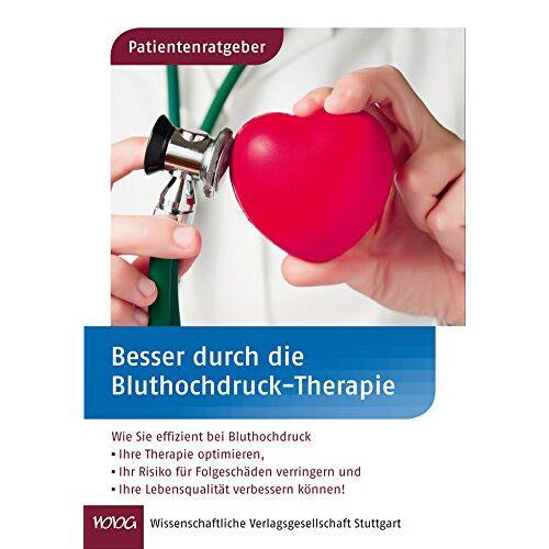 Uwe Gröber - Besser durch die Bluthochdruck-Therapie - Preis vom 15.06.2021 04:47:52 h