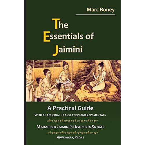 Marc Boney - The Essentials of Jaimini: A Practical Guide - Preis vom 17.06.2021 04:48:08 h