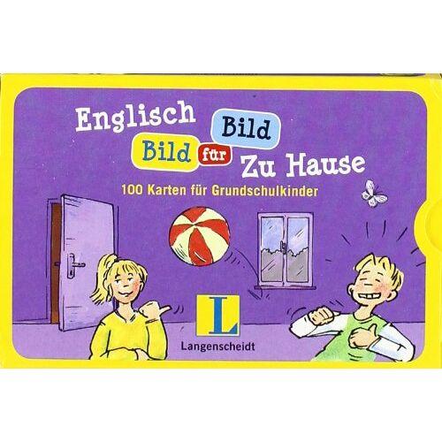 - Englisch Bild für Bild - Zu Hause - 100 Bildkarten: 100 Karten für Grundschulkinder - Preis vom 19.06.2021 04:48:54 h
