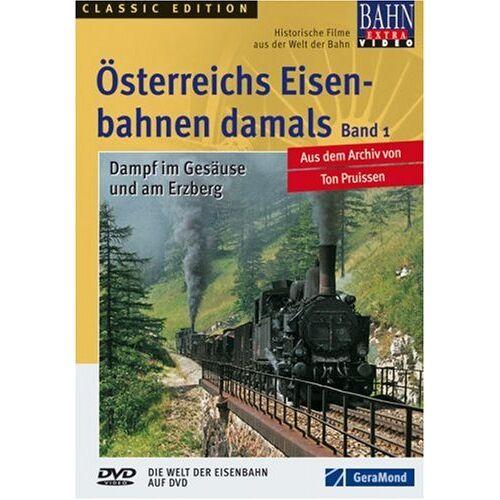 - Österreichs Eisenbahnen damals Band 1 - Preis vom 11.10.2021 04:51:43 h