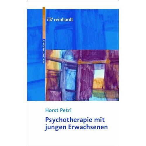 Horst Petri - Psychotherapie mit jungen Erwachsenen - Preis vom 25.09.2021 04:52:29 h