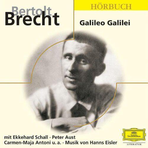 Bertolt Brecht - Galileo Galilei. 2 CDs - Preis vom 15.06.2021 04:47:52 h
