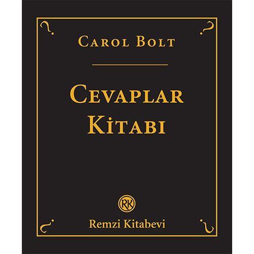 Carol Bolt - Cevaplar Kitabı - Preis vom 13.06.2021 04:45:58 h