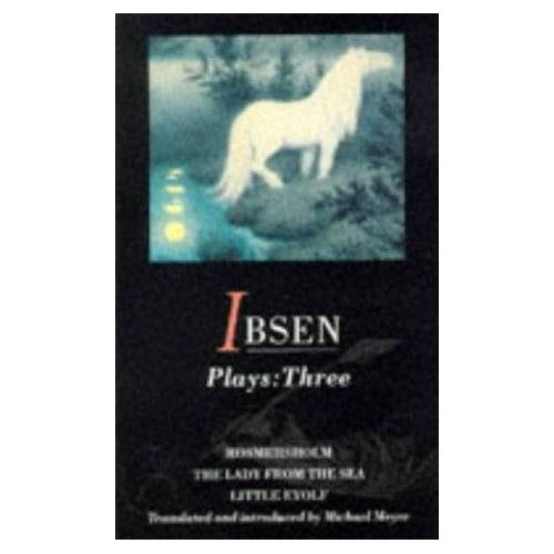 Henrik Ibsen - Ibsen Plays (Ibsen Collection) - Preis vom 11.06.2021 04:46:58 h