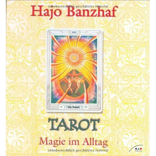 Hajo Banzhaf - Tarot: Magie im Alltag - Preis vom 20.06.2021 04:47:58 h