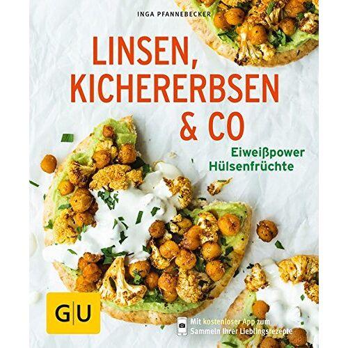 Inga Pfannebecker - Linsen, Kichererbsen & Co.: Eiweißpower Hülsenfrüchte (GU KüchenRatgeber) - Preis vom 28.07.2021 04:47:08 h