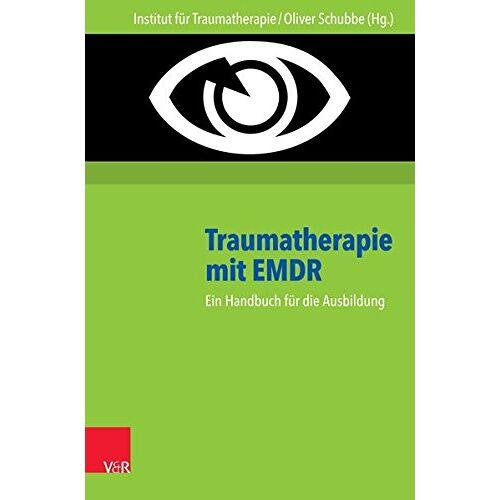 Oliver Schubbe - Traumatherapie mit EMDR: Handbuch und DVD: Handbuch und DVD zum Setpreis 55,00 EUR - Preis vom 08.09.2021 04:53:49 h