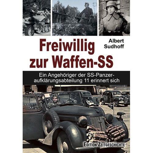 Albert Sudhoff - Freiwillig zur Waffen-SS - Preis vom 14.06.2021 04:47:09 h