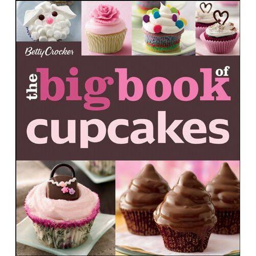 Betty Crocker - Betty Crocker The Big Book of Cupcakes (Betty Crocker Big Book) - Preis vom 13.06.2021 04:45:58 h