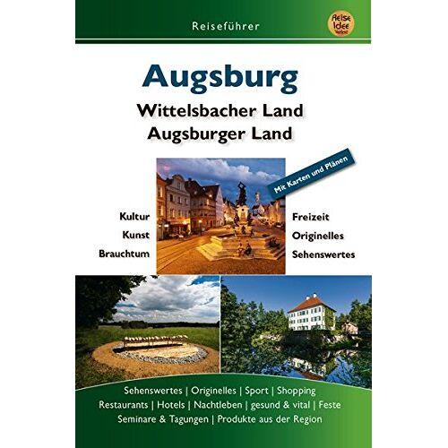 Roland Dreyer - Augsburg: Wittelsbacher Land, Augsburger Land - Preis vom 12.06.2021 04:48:00 h