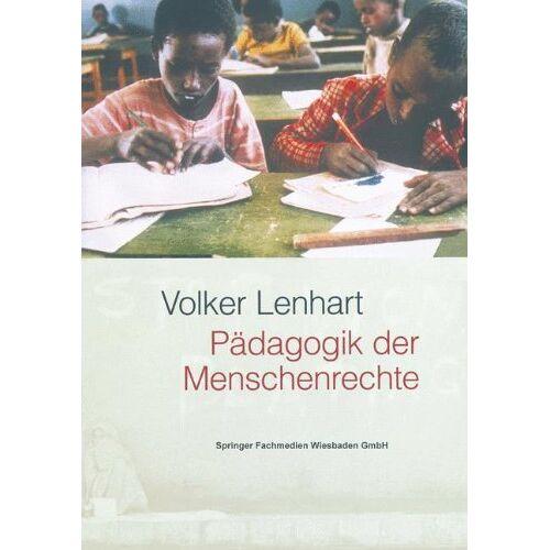 Volker Lenhart - Pädagogik der Menschenrechte - Preis vom 09.06.2021 04:47:15 h