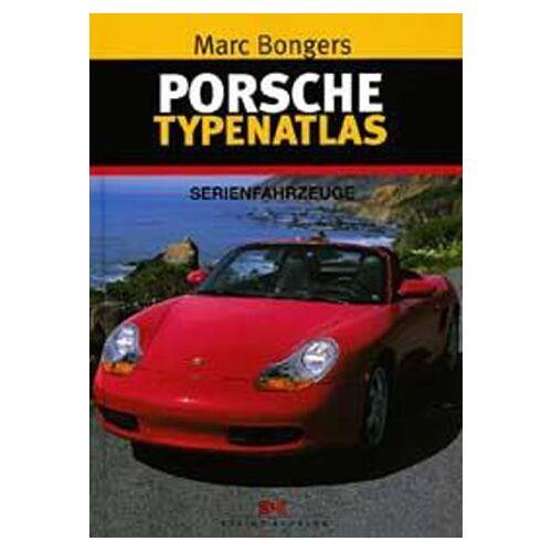 Marc Bongers - Porsche Typenatlas - Preis vom 06.09.2021 04:53:38 h