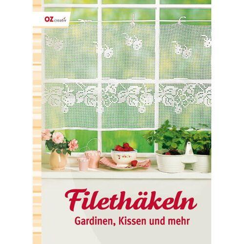 - Filethäkeln: Gardinen, Kissen und mehr - Preis vom 18.06.2021 04:47:54 h