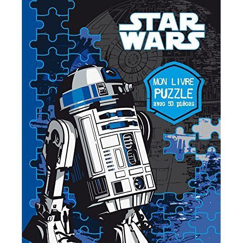 Hachette Jeunesse - Star Wars, mon livre puzzle avec 50 pièces : 5 puzzles ! - Preis vom 17.09.2021 04:57:06 h