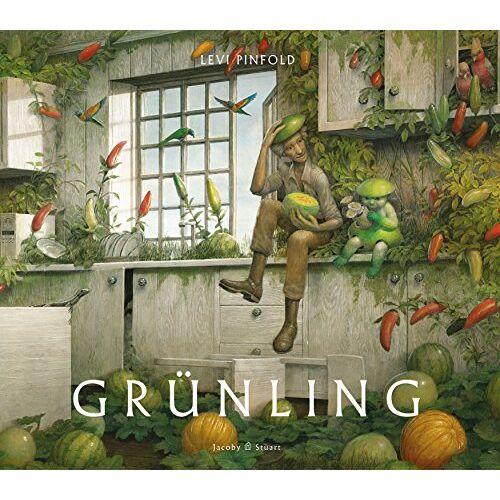 Levi Pinfold - Grünling - Preis vom 19.06.2021 04:48:54 h