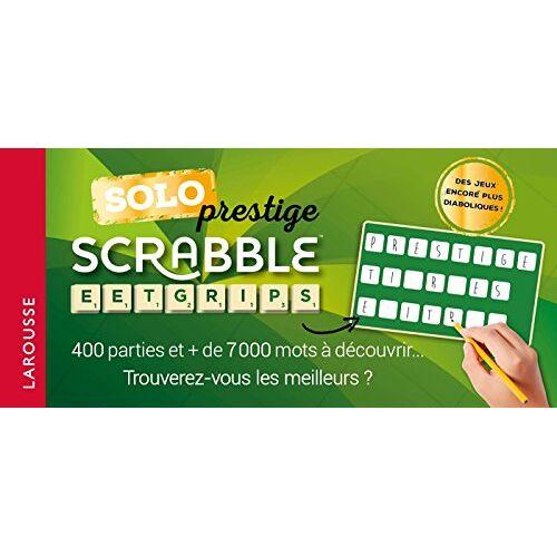 - Scrabble solo prestige - Preis vom 21.06.2021 04:48:19 h