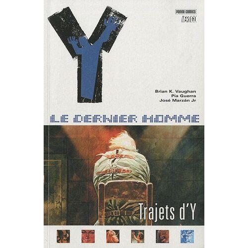 Guerra - Y : le dernier homme, Tome 10 : Trajets d'Y - Preis vom 16.06.2021 04:47:02 h
