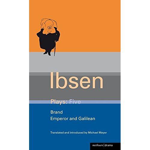 Henrik Ibsen - Ibsen Plays: 5 (World Classics) - Preis vom 11.06.2021 04:46:58 h