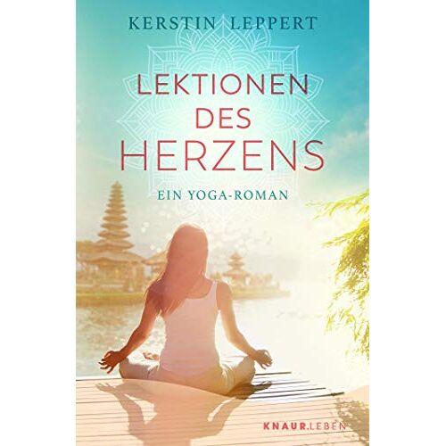 Kerstin Leppert - Lektionen des Herzens: Ein Yoga-Roman - Preis vom 16.10.2021 04:56:05 h