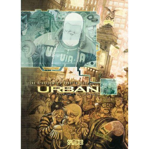 Luc Brunschwig - Urban: Band 1. Die Spielregeln - Preis vom 21.06.2021 04:48:19 h