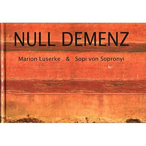 Sopronyi, Sopi von - Null Demenz - Preis vom 22.06.2021 04:48:15 h