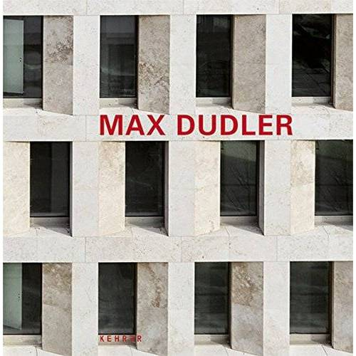 Alexander Bonte - Max Dudler - Preis vom 12.06.2021 04:48:00 h