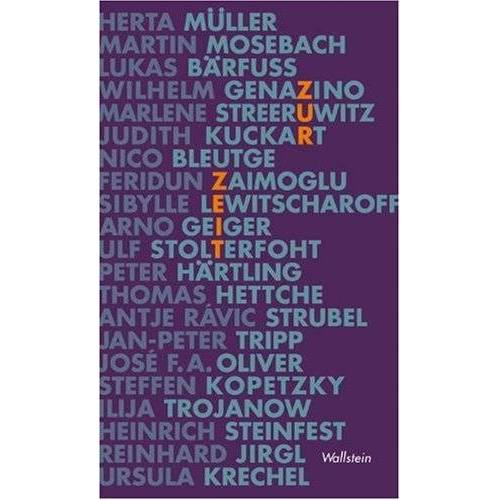 Lukas Bärfuss - Zur Zeit - Preis vom 09.06.2021 04:47:15 h