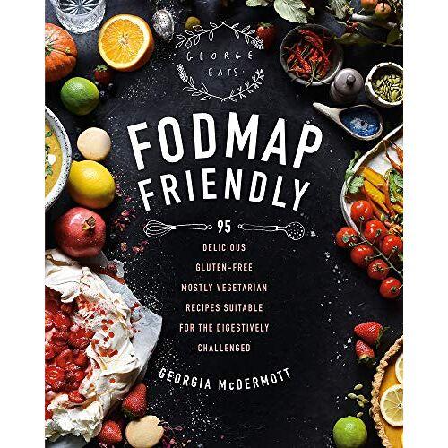 Georgia McDermott - Fodmap Friendly - Preis vom 12.06.2021 04:48:00 h