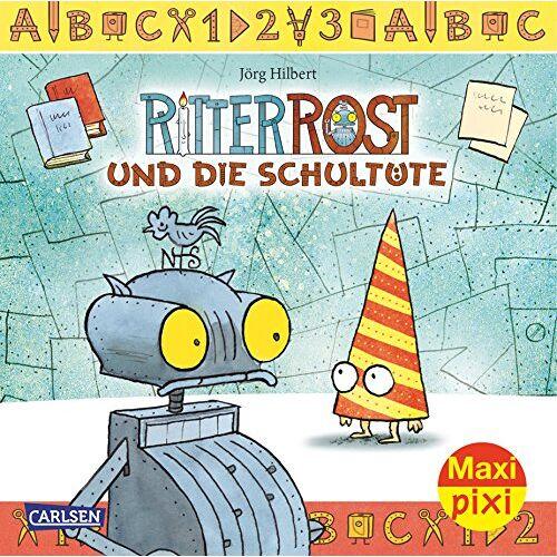 - Maxi-Pixi Nr. 174: Ritter Rost und die Schultüte - Preis vom 11.10.2021 04:51:43 h