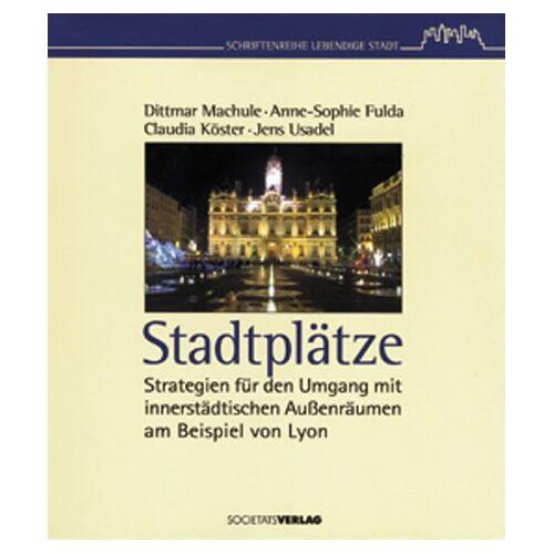 Dittmar Machule - Stadtplätze - Preis vom 17.06.2021 04:48:08 h
