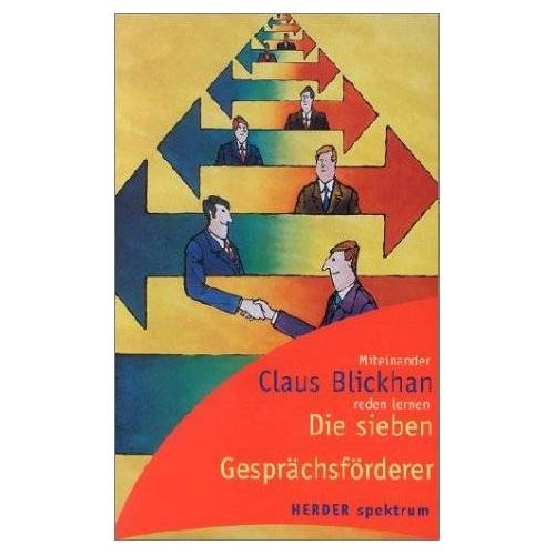 Claus Blickhan - Die sieben Gesprächsförderer - Preis vom 15.06.2021 04:47:52 h