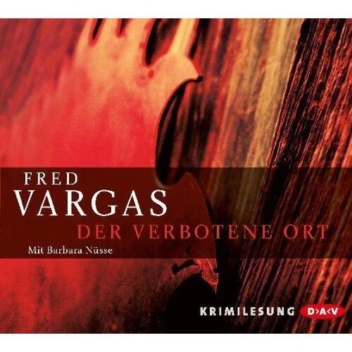 Fred Vargas - Der verbotene Ort - Preis vom 19.06.2021 04:48:54 h