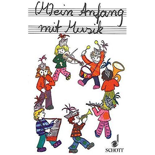 Heinz Engl - (M)ein Anfang mit Musik: Ein Liederbuch für Kinder und Eltern. Liederbuch. - Preis vom 31.07.2021 04:48:47 h