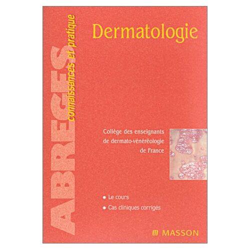 Masson - Dermatologie (Abreges Connais) - Preis vom 19.06.2021 04:48:54 h