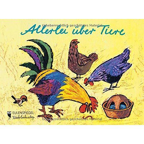 Inge Gürtzig - Allerlei über Tiere - Preis vom 12.06.2021 04:48:00 h