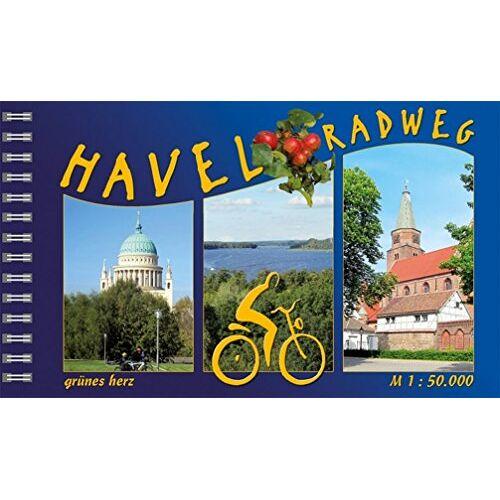 Blomberg, Axel von - Havel-Radweg (Radfernwege) - Preis vom 14.06.2021 04:47:09 h