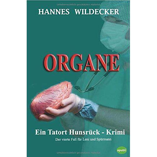 Hannes Wildecker - Tatort Hunsrück / ORGANE - Preis vom 16.06.2021 04:47:02 h