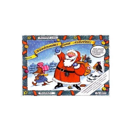 - Wintermaus und Nikolaus: Sehr leichte Winter-und Weihnachtslieder für Sopranblockflötenanfänger ( Tonraum g' - h' bis c'' - d'' ): Sehr leichte ... ( Tonraum g' - h' bis c'' - d'' ) - Preis vom 11.06.2021 04:46:58 h