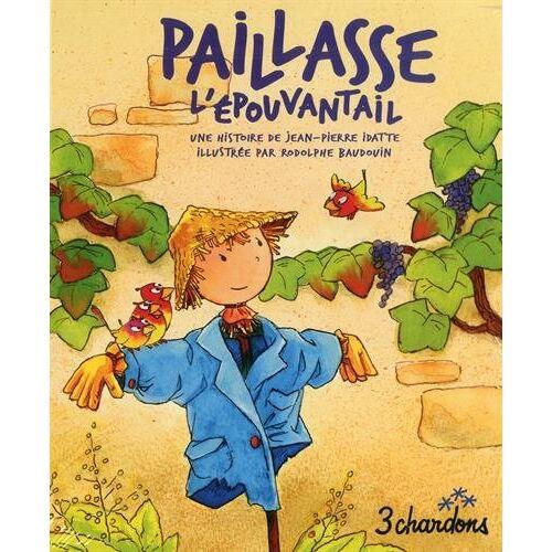 Jean-Pierre Idatte - Paillasse l'Epouvantail (1CD audio) - Preis vom 20.06.2021 04:47:58 h