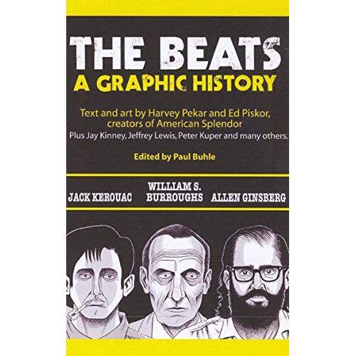 Harvey Pekar - Pekar, H: The Beats: A Graphic History - Preis vom 03.08.2021 04:50:31 h