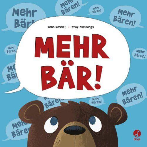 Kenn Nesbitt - Mehr Bär! - Preis vom 12.10.2021 04:55:55 h