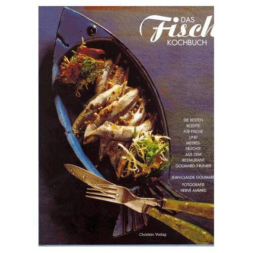 Jean-Claude Goumard - Das Fischkochbuch - Preis vom 15.10.2021 04:56:39 h