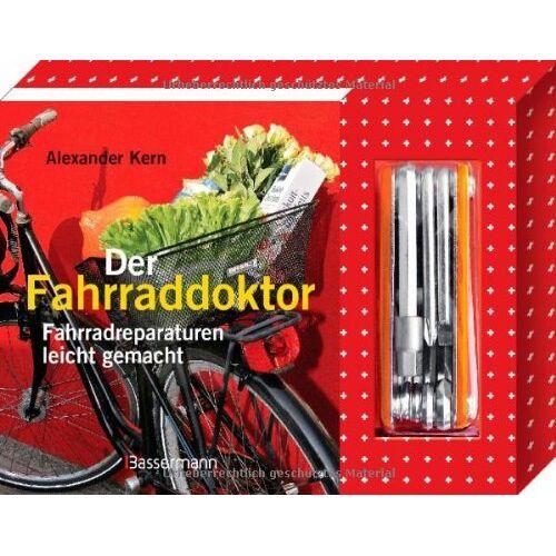 Alexander Kern - Der Fahrraddoktor: Fahrradreparaturen leicht gemacht - Preis vom 23.09.2021 04:56:55 h