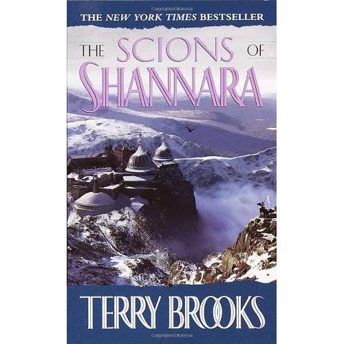 Terry Brooks - The Scions of Shannara (Heritage of Shannara) - Preis vom 20.06.2021 04:47:58 h